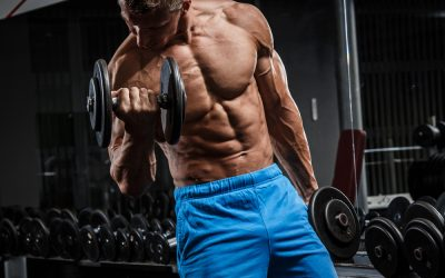 Pur Pharma's Perfect Upper Body Workout for Mass